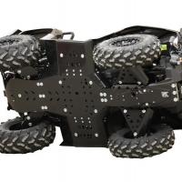 Skid plate full set (plastic) CanAm G2 Outlander MAX 650 / 850 / 1000 (2019+)