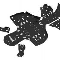 Skid plate full set (plastic) CanAm G2 Renegade (2019+)