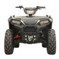 Skid plate full set (plastic) Polaris Sportsman Touring XP 1000 (2018+)