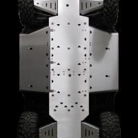 Skid plate full set (aluminium) Polaris Ranger 900 Diesel Polaris Ranger 800 HO