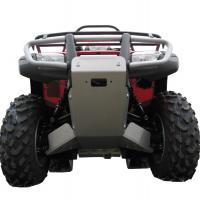 Skid plate full set (aluminium) Honda TRX 500 FA / FE (-2011)