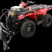 Hydraulic turning unit( mid-mount plows )