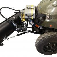 Base frame for hydraulic unit ( Polaris Ranger )