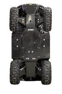Skid plate full set (plastic) GOES 525 / 625 MAX