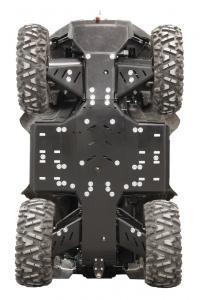 Skid plate full set (plastic) SMC J-MAX 700