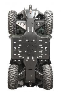 Skid plate full set (plastic) SMC J-MAX 700 L (T3)