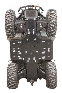 Skid plate full set (plastic) SMC MBX 700
