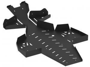 Skid plate full set (plastic) CanAm G1 Renegade