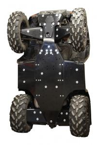 Skid plate full set (plastic) Polaris Sportsman XP 850 (2015-2016) XP 1000 (-2016)