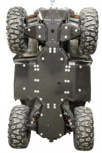 Skid plate full set (plastic) CFORCE 850