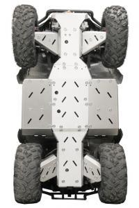 Skid plate full set (aluminium) ODES 800 ASSAILANT ZEUS