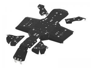 Skid plate full set (plastic) CanAm G2 Outlander 650 / 850 / 1000 ( 2019 +)