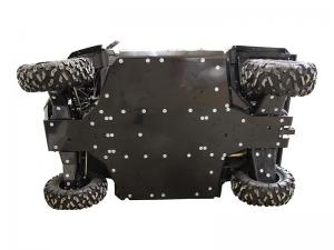 Skid plate full set (plastic) CFMOTO UFORCE 1000
