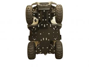 Skid plate full set (plastic) OUTLET Access AX 600U / 700U / 800U
