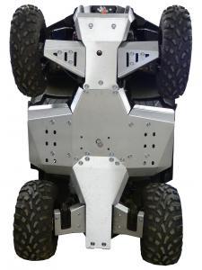 Skid plate full set (aluminium) Polaris Sportsman 570 (2021+)
