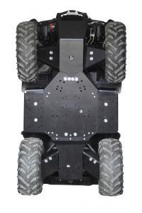 Skid plate full set (plastic) CFORCE 500-S / 600-S ( X5 / X6)
