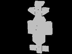 Skid plate full set (aluminium) Linhai 400
