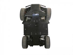 Skid plate full set (plastic) Cectek 500 Gladiator /  Quadrift
