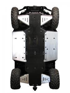 Skid plate full set (plastic) Polaris Ranger 400 / EV