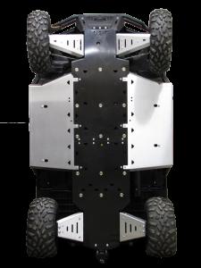 Skid plate full set (plastic) Polaris Ranger 900 Diesel Polaris Ranger 800 HO