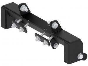 Front-mount adapter Linhai M550 / M550L narrow type