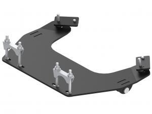 Mid-mount adapter CFMOTO ZFORCE 1000 Sport CFMOTO ZFORCE 950