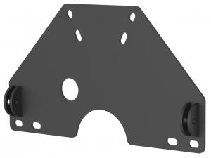 Mid-mount adapter Honda TRX 500 FA / FE (-2011)