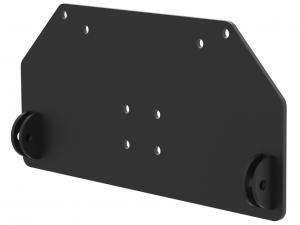 Mid-mount adapter Yamaha Grizzly 450