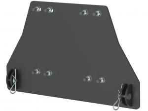 Mid-mount adapter CFORCE 800 / 820 ( X8 )