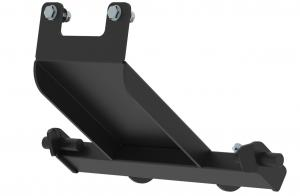 Front-mount adapter CanAm G2 Outlander