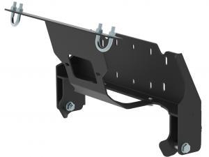 Front-mount adapterGOES 520 / 525 / 625 Cobalt / Iron
