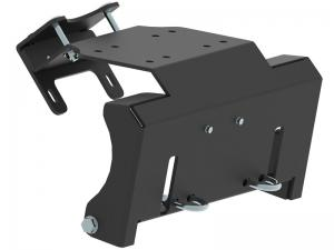 Front-mount adapter Yamaha Kodiak 450 (2017+)
