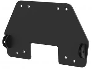 Mid-mount adapter Honda TRX 420 (-2013)