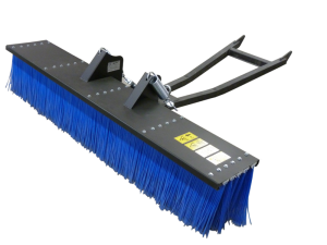 Push broom 1500 mm / 59 in ( mid-mount system )
