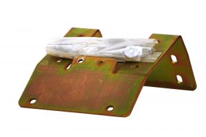 Front winch mounting kit Yamaha Grizzly 450 (-2010)