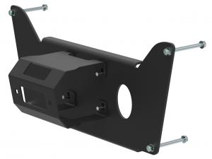 Rear winch mounting kit Polaris Ranger 400 / EV