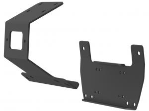 Front winch mounting kit CanAm Maverick (-2014)