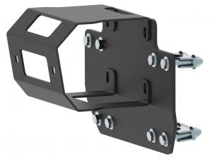 Rear winch mounting kit for Arctic Cat TRV 550 / 700 / 1000