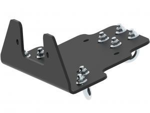 Rear winch mounting kit STELS 850 Guepard