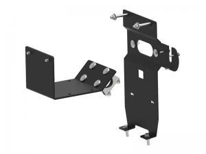 "Rear winch mounting kit Polaris 6x6 Big Boss 570 (2"" / 50mm receiver)"
