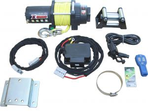 Electric winch package