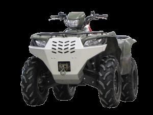 Front protection (aluminium) Suzuki 450/500/700/750 KingQuad