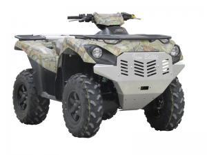 Front protection (aluminium) Kawasaki KVF 650 / 750