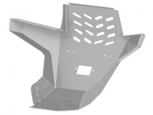 Front protection (aluminium) Suzuki KingQuad 500/700/750