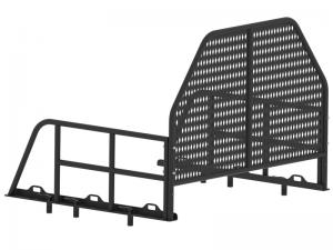 Bed wall extender Polaris 6x6 Big Boss 570