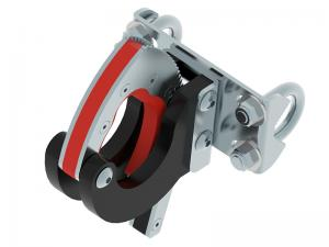 Quick release clamp (tubular frame)