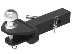 Hitch-ball mounting kit Polaris Ranger TGB 550 600 1000 AC Alterra 700 XT
