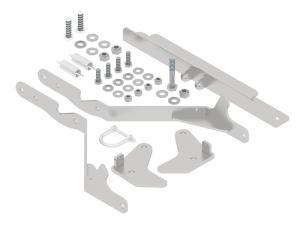 Mechanical tilting kit for bucket
