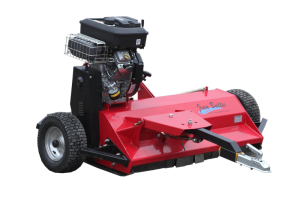 Flail mower 18hp with electric start ( Briggs & Stratton )