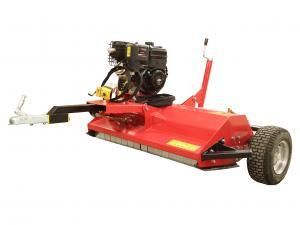 Flail mower 14hp with electric start ( Briggs & Stratton )